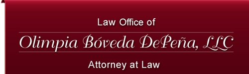 Law Office of Olimpia Boveda DePena, LLC